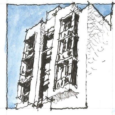 8 viviendas en Pasaje de Venegas