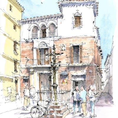 Málaga barroca